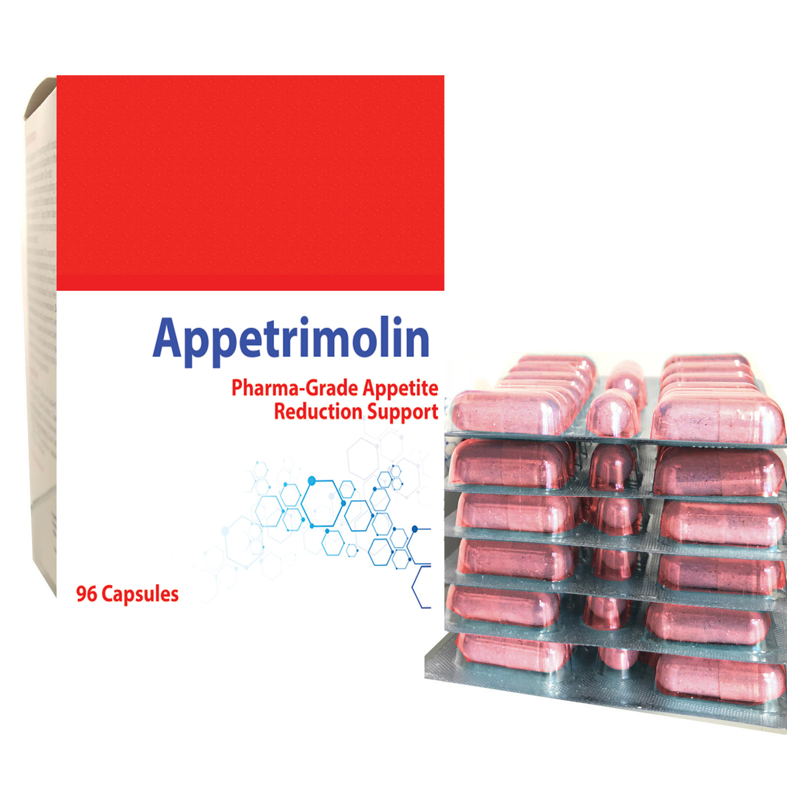 Details About Strongest Legal Appetite Reducer Suppressant Diet Slimming Weight Loss Capsules